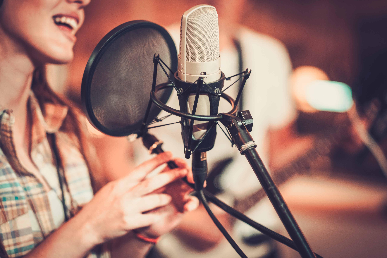 Gesangunterricht, Stimmtraining