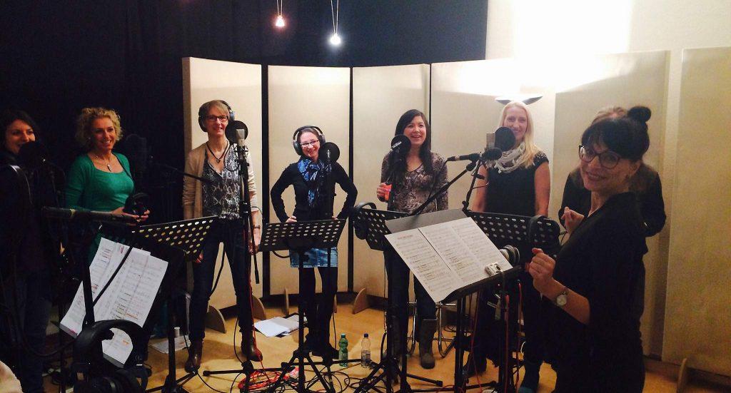 Studioaufnahmen | Chor-Coaching YAIPADA